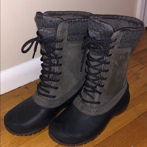 North Face Snow Boots- size 6.5